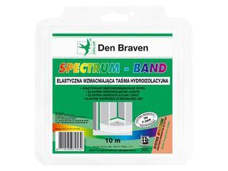 Taśma uszczelniająca Spectrum-Band 120/70 10m Den Braven