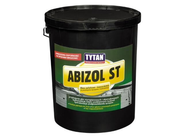 Lepik do styropianu Abizol ST 9kg Tytan