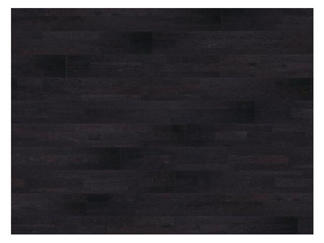 Deska warstwowa Epoque Max Plank dąb black szczotkowany 1-lamelowa Tarkett