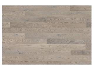 Deska warstwowa Epoque Max Plank dąb misty grey 1-lamelowa Tarkett
