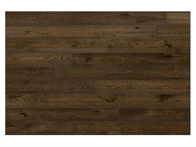 Deska warstwowa Epoque Max Plank dąb vintage brown szarpany 1-lamelowa Tarkett