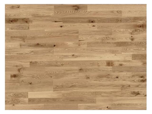Deska warstwowa Epoque Max Plank dąb rustic szczotkowany 2-lamelowa Tarkett