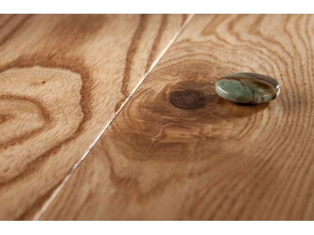 Deska lita jesion jasper fazowany lakier 18mm Barlinek