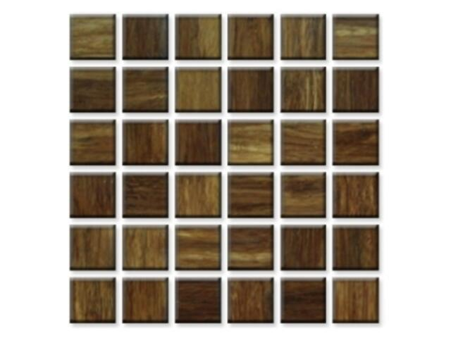 Mozaika bambusowa 5x5cm kolor chocolate A-BM5X5-R3-XXX Exclusive*Design