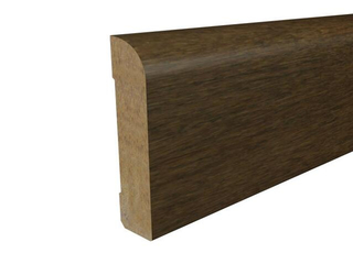 Listwa przypodłogowa bamboo H78 cappuccino A-B7LCO-R2-185 Exclusive*Design