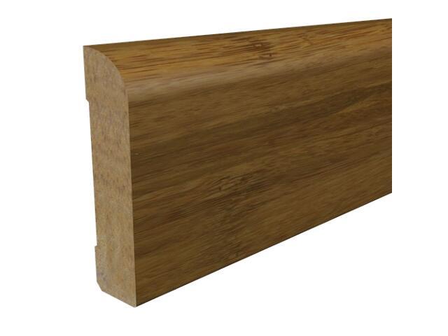 Listwa przypodłogowa bamboo H78 caramel A-B7LCO-R1-185 Exclusive*Design