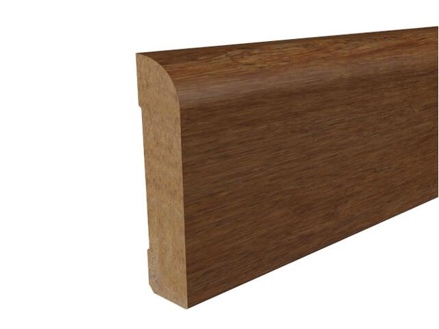 Listwa przypodłogowa bamboo H78 brandy A-B7LCO-R7-185 Exclusive*Design