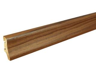 Listwa przypodłogowa orzech P10 lakier standard wys.40 mm Barlinek