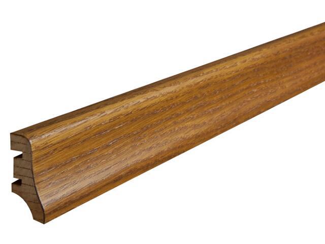 Listwa przypodłogowa dąb antic P10 lakier standard wys.40 mm Barlinek