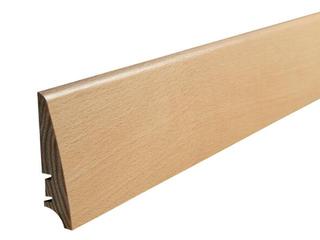 Listwa przypodłogowa buk naturalny P30 lakier standard wys.78 mm Barlinek