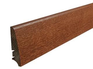 Listwa przypodłogowa jatobe P30 lakier standard wys.78 mm Barlinek