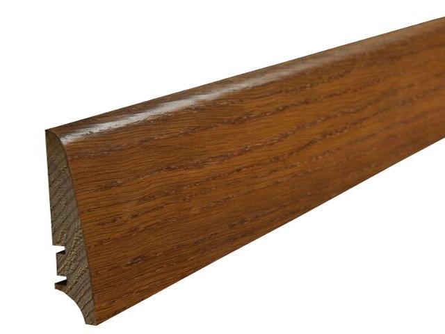 Listwa przypodłogowa dąb antic P30 lakier standard wys.78 mm Barlinek
