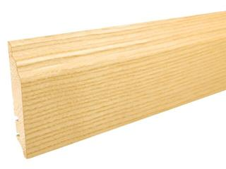 Listwa przypodłogowa jesion P60 lakier standard wys.90 mm Barlinek