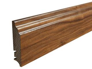 Listwa przypodłogowa orzech P60 lakier standard wys.90 mm Barlinek
