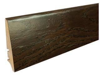 Listwa przypodłogowa wenge P30 lakier standard wys.78 mm Barlinek
