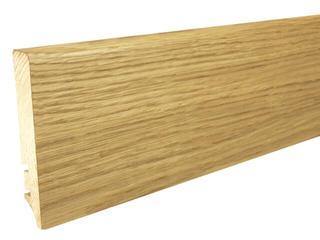 Listwa przypodłogowa dąb P61 lakier standard wys.90 mm Barlinek