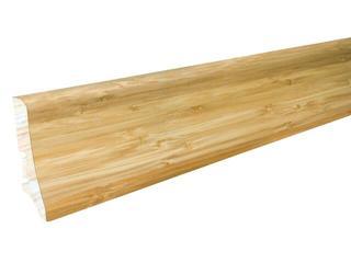 Listwa przypodłogowa bambus wertykalny ciemny P20 lakier standard wys.58 mm Barlinek