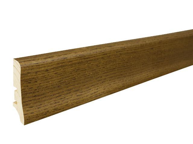 Listwa przypodłogowa jesion agat P20 wys. 58 mm Barlinek