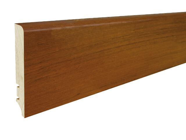Listwa przypodłogowa jatobe egzot P61 lakier standard wys.90 mm Barlinek