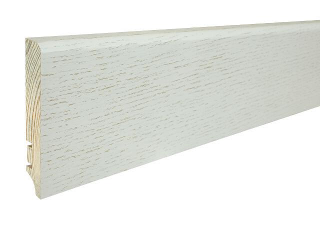 Listwa przypodłogowa dąb pearl P61 wys. 90 mm Barlinek