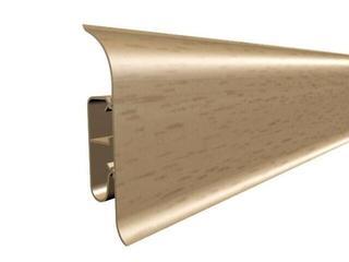Listwa przypodłogowa 82 PVC buk F0 dł. 2,5m A-8LCOX-F0-250 Prexa