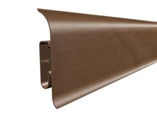 Listwa przypodłogowa 82 PVC olcha F4 dł. 2,5m A-8LCOX-F4-250 Prexa