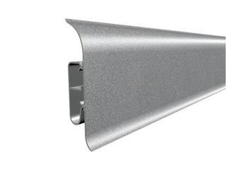 Listwa przypodłogowa 82 PVC metalic 61 dł. 2,5m A-8LCOX-61-250 Prexa