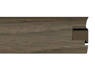 Listwa przypodłogowa 44 PVC orzech F7 dł. 2,5m A-4LCOX-F7-250 Prexa