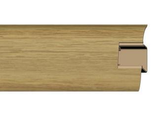 Listwa przypodłogowa 44 PVC dąb G3 dł. 2,5m A-4LCOX-G3-250 Prexa