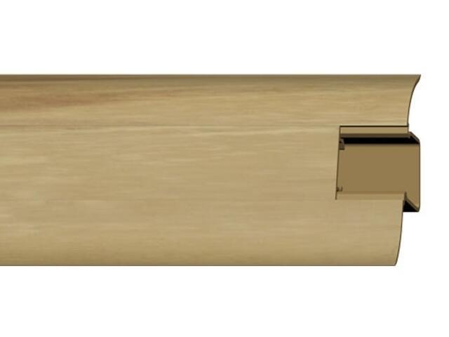 Listwa przypodłogowa 44 PVC jabłoń H3 dł. 2,5m A-4LCOX-H3-250 Prexa