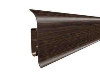 Listwa przypodłogowa 82 PVC wenge G2 dł. 2,5m A-8LCOX-G2-250 Prexa
