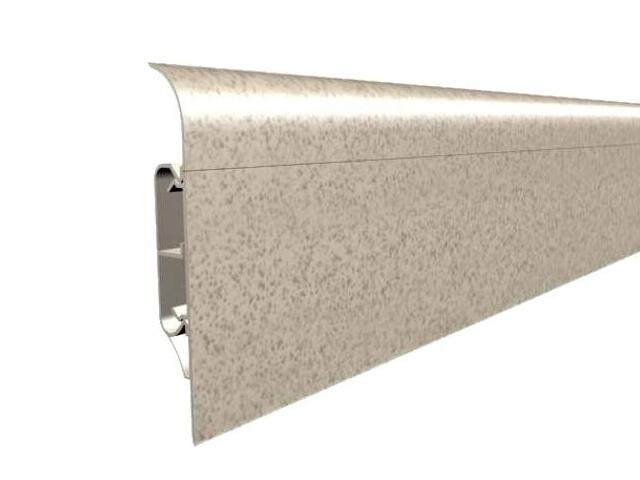 Listwa przypodłogowa 76 PVC stone J3 dł 2,5m A-7LCOX-J3-250 Prexa
