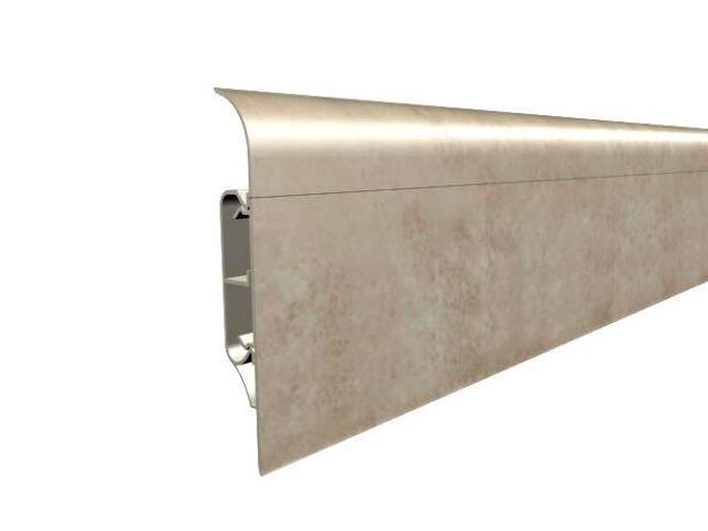 Listwa przypodłogowa 76 PVC stone J6 dł 2,5m A-7LCOX-J6-250 Prexa