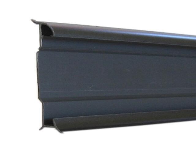 Listwa przypodłogowa ld speciale 55 metalic 55 dł 2,5m A-DLC55-55-250 Aspro