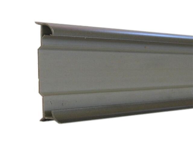 Listwa przypodłogowa ld speciale 55 metalic 56 dł 2,5m A-DLC55-56-250 Aspro