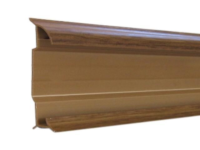 Listwa przypodłogowa ld speciale 55 orzech H1 dł 2,5m A-DLC55-H1-250 Aspro