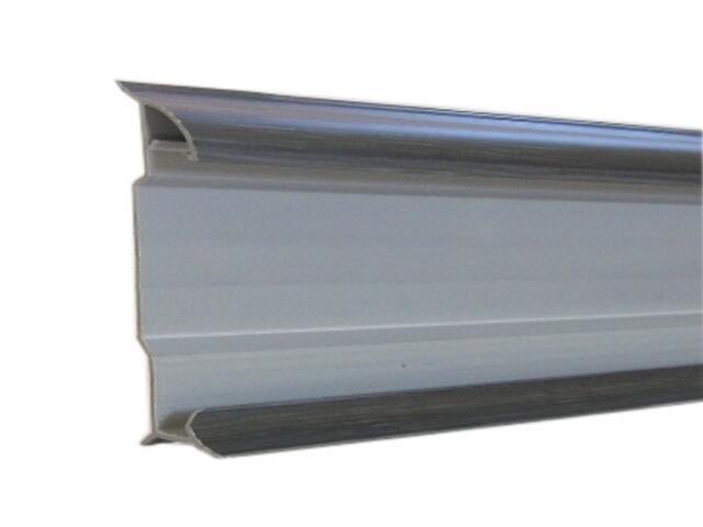 Listwa przypodłogowa ld speciale 55 metalic 62 dł 2,5m A-DLC55-62-250 Aspro