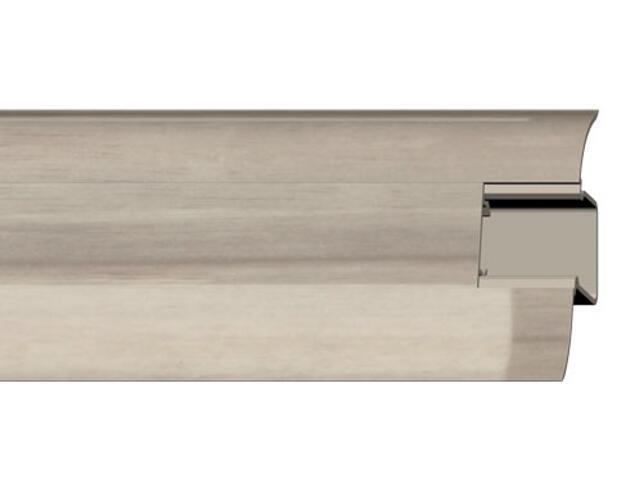 Listwa przypodłogowa 44 PVC mozaica K1 dł 2,5m A-4LCOX-K1-250 Prexa