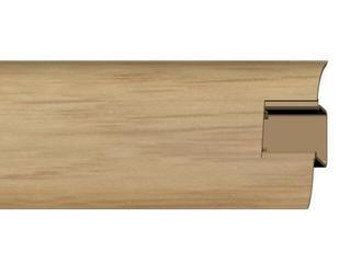 Listwa przypodłogowa 44 PVC dąb K2 dł 2,5m A-4LCOX-K2-250 Prexa