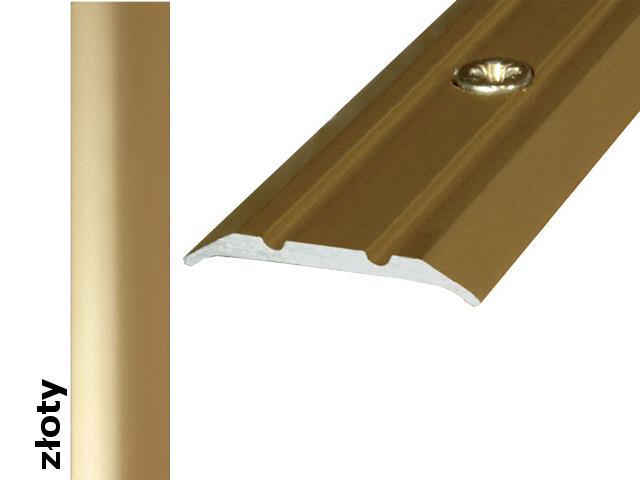Listwa dylatacyjna Effect Standard A12 złoto 180cm Effector