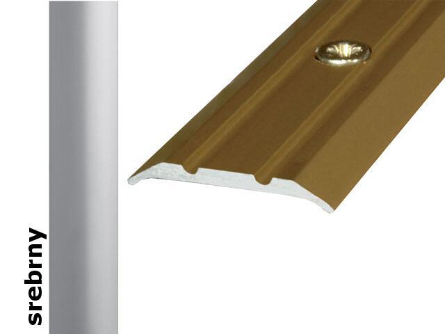 Listwa dylatacyjna Effect Standard A12 srebro 93cm Effector