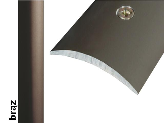 Listwa dylatacyjna Effect Standard A13 brąz 180cm Effector