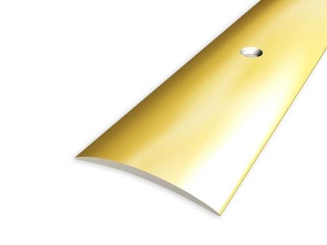 Listwa dylatacyjna 30mm ALU złoto 03 dł. 1,8m 1-06280-03-180 Aspro
