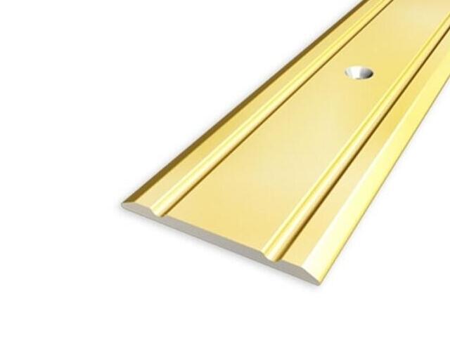 Listwa dylatacyjna 30mm ALU złoto 03 dł. 0,9m 1-06227-03-090 Aspro