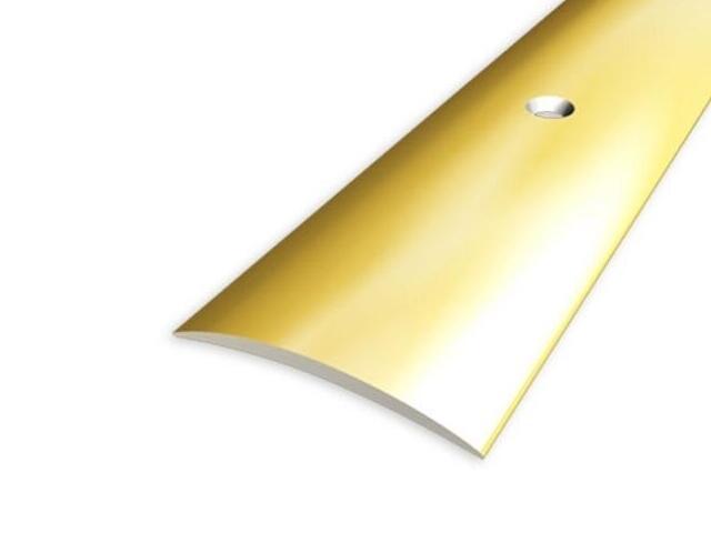 Listwa dylatacyjna 30mm ALU złoto 03 dł. 0,9m 1-06280-03-090 Aspro