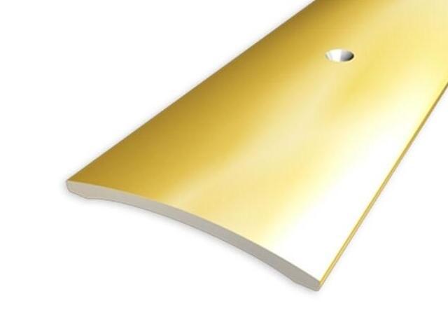 Listwa dylatacyjna 40mm ALU złoto 03 dł. 0,9m 1-09165-03-090 Aspro