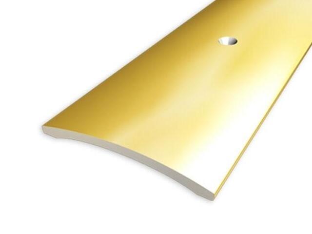 Listwa dylatacyjna 40mm ALU złoto 03 dł. 1,8m 1-09165-03-180 Aspro