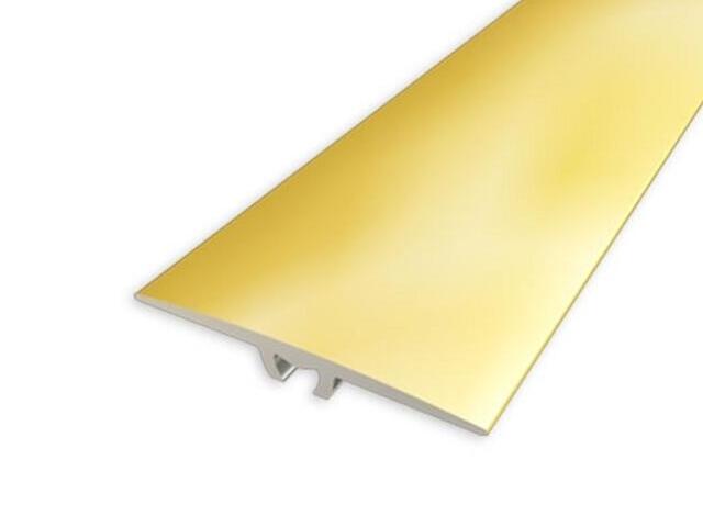 Listwa dylatacyjna 35mm ALU złoto 03 dł. 1,8m 1-00400-03-180 Aspro