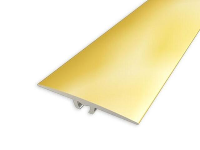 Listwa dylatacyjna 35mm ALU złoto 03 dł. 0,93m 1-00400-03-093 Aspro