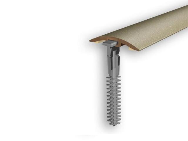 Listwa dylatacyjna 30mm PVC złoto 03 dł. 2m D-P0300-03-200 Myck